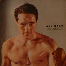 Olaylı Spor Hayatıyla Cindrella Man Filmine İlham Veren Boksör: Max Baer
