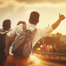 Ankara'da Kısa Mesafe Otostop Çeken Gençlerin Antalya'da Biten Macera Dolu Hikayesi