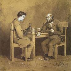 Birlikte İçki İçmek İstenen Roman Karakterleri