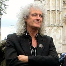 Queen'in Gitaristi Olmasının Yanı Sıra Astrofizik Doktorasına Sahip Bir Bilim İnsanı: Brian May
