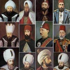 Osmanlı Padişahlarıyla İlgili Birbirinden İlginç Bilgileri İçeren Çılgınlıklar