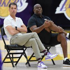 Magic Johnson'ın İstifasıyla Final Yapan LA Lakers Karışıklığında Ortaya Çıkan Dedikodular