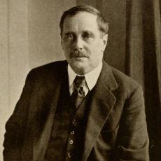 Bugün Klişe Denilen Bilim Kurgu Fikirlerinin İlk Yazarı Olan H. G. Wells'in Hayat Öyküsü