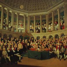 İngiltere Parlamentosu'nun Açılış Törenlerinde Her Yıl Tekrarlanan Absürd Olaylar