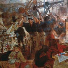 Venedik ve Çin'in Sanayi Devrimini İngiltere'den Önce Yapmaya Çok Yaklaşması