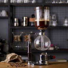 Sifon (Syphon) Kahve Demleme Ekipmanıyla Nasıl Kahve Demlenir?