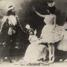 İlk Kez 1877'de Moskova'da Sahnelenen Efsane Çaykovski Eseri: Kuğu Gölü