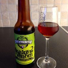 %67.5 Alkol Oranıyla Dünyanın En Sert Birası: Brewmaster Snake Venom