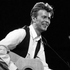 Evrenler Arası Star David Bowie Hakkında Daha Önce Duymadığınız 25 İlginç Bilgi