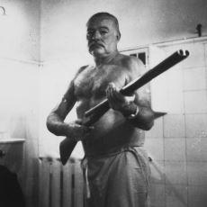 Çanlar Kimin İçin Çalıyor'un Arkasındaki Acayip Beyin Ernest Hemingway'e Dair Bilgiler