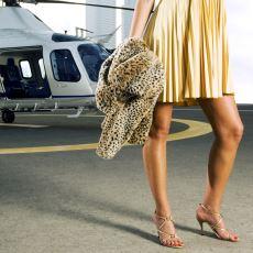 Helikopterden İnen İnsanlara Duyulan Hayranlık