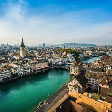 İsviçre'de Zaman Zaman İnsanı Sıkıntıya Sokan Çamaşır Makinesi Mevzusu