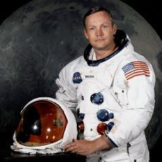 Ay'da Yürüyen İlk İnsan Neil Armstrong'un Hayatından Pek Bilinmeyen Satırbaşları