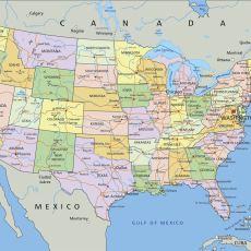 ABD'nin Eyaletleri Ayrı Ülkeler Olsaydı Dünya Gelişmişlik Sıralamasında Kaçıncı Olurdu?