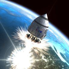 İçine Binlerce Nükleer Bomba Koyarak Uzay Gemisini Yörüngeye Çıkaracak Çılgın Plan: Project Orion