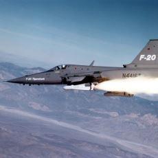 Kariyeri Başlamadan Biten Savaş Uçağı: F-20 Tigershark