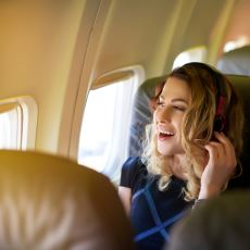 Uçağa Binince Gelen 'Zenginim' Hissi