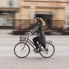 Kendi Başına Hayat Kalitesini Artıran Bir Eylem: İşe Bisikletle Gidip Gelmek
