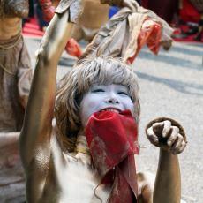 Savaştan Doğmuş İlginç Bir Stile Sahip Dans: Butoh
