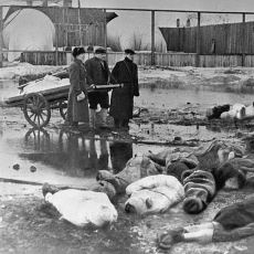 2. Dünya Savaşının En Sert Geçtiği Leningrad Kuşatması'nın Ardından Şehirde Başlayan Yamyamlık Olayları