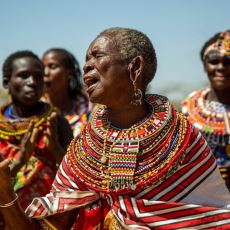 Kenya'da Cinsel Şiddetten Kaçan Kadınların Yaşadığı Tek Cinsiyetli Köy: Umoja