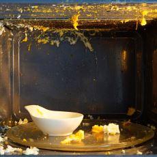 Yumurta, Mikrodalga Fırında Neden Patlıyor?