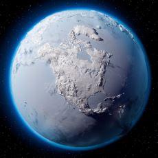 Dünya'nın Buzul Çağında Tamamen Donduğunu Savunan Görüş: Kartopu Dünya Hipotezi