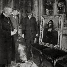 Sülün Osman'a Şapka Çıkartacak Bir Dolandırıcılık Olayı: Mona Lisa'nın Çalınması