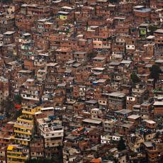 Dünyanın Savaş Yaşanan Birçok Yerinden Daha Tehlikeli Brezilya Mahalleleri: Favela