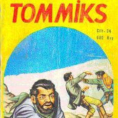 Bir Zamanların Efsane Çizgi Roman Serisi Tommiks'in Adı Nereden Geliyordu?