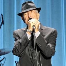 """Leonard Cohen Evreninin İncilerinden """"Famous Blue Raincoat"""" Şarkısının Şık Bir Analizi"""