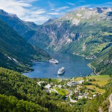 Norveç'te İklimsel ve Coğrafi Zorluklara Rağmen Yaşam Kalitesi Neden Çok Yüksek?