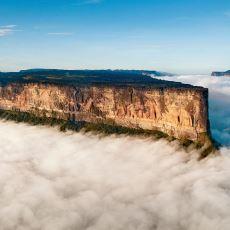 Dünya'da Hiçbir Yıpratıcı Doğa Olayından Etkilenmemiş En Eski Jeolojik Bölgeler
