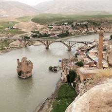 Türkiye'de Baraj Yapımı Sonrası Sular Altında Kalan Antik Şehirler