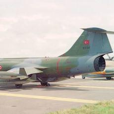 """2004'te Emekliye Ayrılarak Tarihe Karışan """"Uçan Tabut"""" Lakaplı Uçak: F-104"""