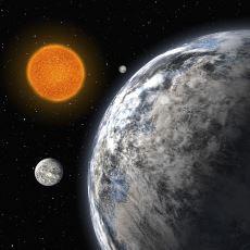 Dünya'nın da İçinde Bulunduğu, Bir Yıldız Sistemindeki Yaşanabilir Alan: Goldilock Bölgesi