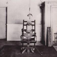 Bir Dönem ABD'de Kullanılan Elektrikli Sandalyenin Edison Tarafından İcat Ediliş Öyküsü