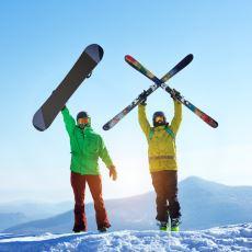 Snowboard ve Kayak Arasındaki Farklar