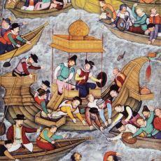 Kafdağını Bulmak İçin Ordu Kuran Orta Çağ Müslüman Devleti: Gucerat Sultanlığı