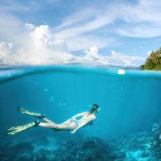 Şimdiye Kadar Yüzdüğünüz Bütün Denizlerden Daha Farklı Bir Deneyim: Okyanusta Yüzmek