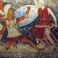 Türk Olup Olmadıkları Çok Konuşulan, Roma'nın Tohumunu Atan Uygarlık: Etrüskler