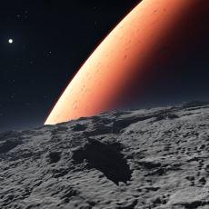 Mars ve Merkür'de Türkçe İsimler Verilmiş Kraterler Bulunuyor