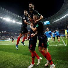 2018 Dünya Kupası'nda Finale Çıkan Hırvatistan Buralara Hangi Yollardan Geçerek Geldi?