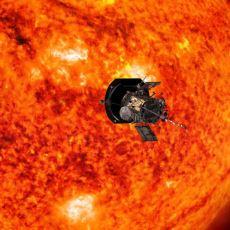 Güneş'e En Çok Yaklaşan Olmak İçin İlerleyen Uzay Aracı: Parker Solar Probe