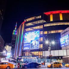 Müzikten Spora Pek Çok Büyük Anın Yaşandığı Efsane Salon: Madison Square Garden