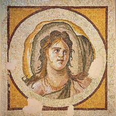 Dini Bir Sahne ve Gündelik Yaşamdan Kesitlerin Olduğu 6. Yüzyıldan Günümüze Antakya Mozaikleri