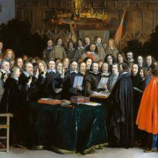 Avrupa'da 30 Yıl Savaşlarını Bitiren Barış Antlaşması: Westphalia Barışı