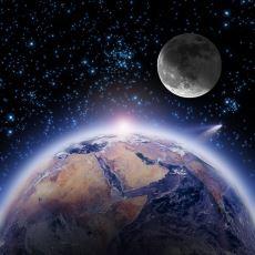 50 Milyon Yıl Sonra Bir Günün 47 Saat Olmasına Neden Olacak Olay: Tidal Kütle Çekimi