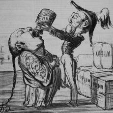 Çin Nüfusunu Afyon Bağımlısı Hale Getiren İngiltere İle Çin Arasındaki Afyon Savaşları