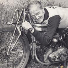 68 Yaşında Yaptığı Hız Rekoru Hala Kırılamayan Motosiklet Tutkunu Burt Munro'nun Azim Dolu Hikayesi